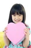Portrait of asian cute child Stock Image