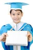 Portrait of asian cute child Stock Photos