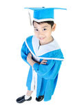 Portrait of asian cute child Royalty Free Stock Photography