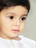Portrait of Asian preschooler Stock Photo