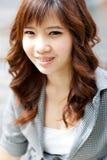 Portrait asian woman Stock Photos