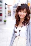 Portrait asian woman Royalty Free Stock Photos