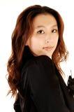 Portrait of Asian woman. Stock Image