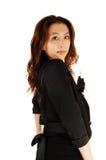 Portrait of Asian woman. Stock Images