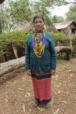 Portrait asian women lawae Royalty Free Stock Photography