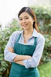Asian Gardener Posing For Photography Stock Image - Image of berries ... 54e85446f5c6