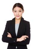 Portrait asiatique de jeune femme images stock