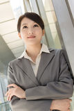 Portrait of attractive Asian business woman Royalty Free Stock Photography