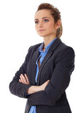 Portrait of attractive and confident businesswoman Royalty Free Stock Photo