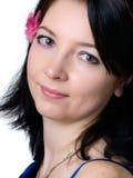 Portrait of attractive female Stock Photo