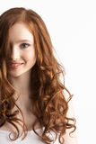 Portrait Of Attractive Teenage Girl Royalty Free Stock Image