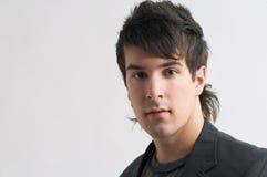 Portrait of attraktive man Stock Photography