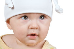 Portrait baby Stock Image