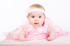 Portrait of the baby Stock Photo