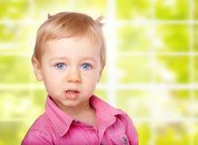 Portrait of Baby Stock Image