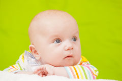 Portrait of baby Stock Photo