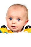Portrait of baby boy Stock Image