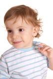 Portrait baby boy Royalty Free Stock Photo