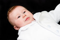 Portrait of baby boy Royalty Free Stock Image