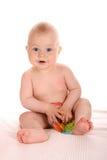Portrait Baby Boy Stock Images