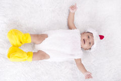 Portrait of baby Royalty Free Stock Photography
