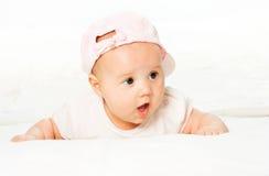 Portrait baby girl Stock Photo