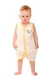 Portrait of baby girl Stock Image