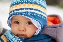 Portrait of baby. Stock Photo