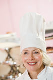 Portrait of a baker Royalty Free Stock Image