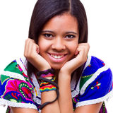 Afro American girl Royalty Free Stock Photography
