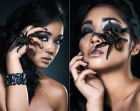 Portrait of beautiful asian girl Royalty Free Stock Image
