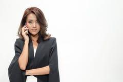 Portrait beautiful asian woman standing royalty free stock image