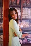 Portrait beautiful asian woman Stock Images