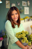 Portrait beautiful asian woman Stock Photo