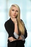 Portrait of Beautiful Businesswoman Royalty Free Stock Photo
