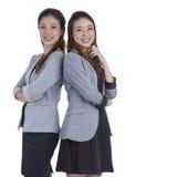 Portrait beautiful businesswomen smiling Royalty Free Stock Photography