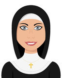 Nun Sister Christian Woman Stock Images
