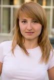 Portrait of beautiful girl Royalty Free Stock Photo