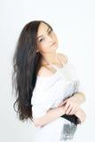 Portrait of beautiful girl Royalty Free Stock Photos