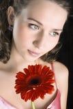 Portrait beautiful girl Royalty Free Stock Image