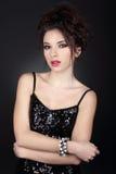 Portrait of beautiful girl. Royalty Free Stock Photo