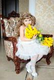 Portrait little girl Stock Images