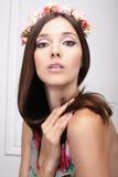 Portrait of beautiful girl Royalty Free Stock Image