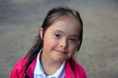Portrait of beautiful girl Stock Photo