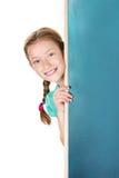 Portrait of beautiful little girl Royalty Free Stock Image