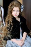 Portrait little girl Stock Photography