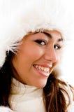 Portrait of beautiful model Royalty Free Stock Photos