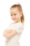 Portrait of beautiful preschool Royalty Free Stock Photos
