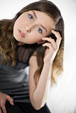 Teenage beauty Royalty Free Stock Photo