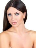 Portrait of Beautiful Woman Royalty Free Stock Photos